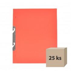 Rýchloviazač RZC, A4, LUX, 250 g, červený, 25 ks
