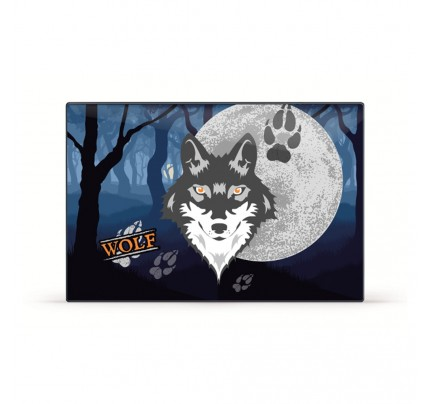 "Podložka na stôl ""vlk"", 2020, 40 x 60 cm"
