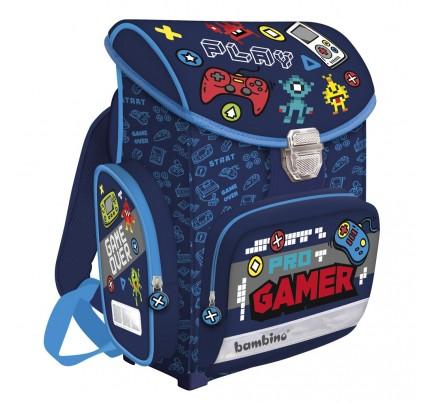 """Anatomická školská taška """"Gamer 2020"""""""