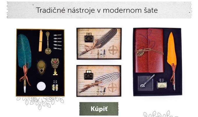 Tradičné nástroje v modernom šate